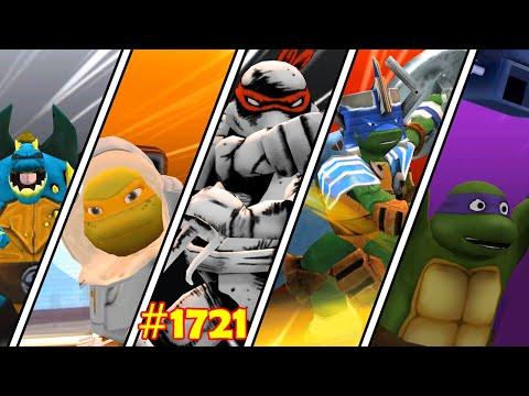 Teenage Mutant Ninja Turtles Legends - Part 1721