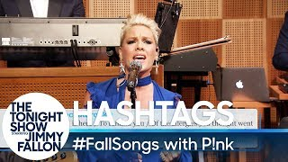 Video Hashtags: #FallSongs with P!nk MP3, 3GP, MP4, WEBM, AVI, FLV Oktober 2018