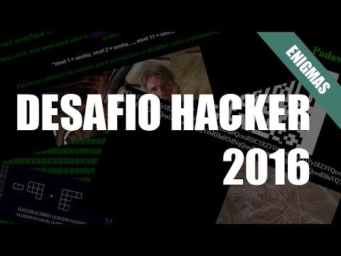 Enigmas - Desafio Hacker 2016