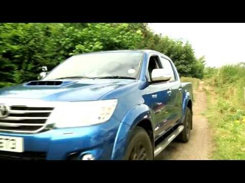 2013 Hilux –  Detailed review & off-road driving