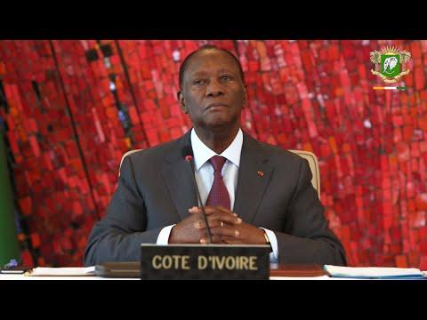 Le Président a pris part au Forum de New York Institute, par visoconférence, ce mardi 19 mai