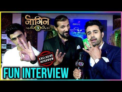 Pear V Puri And Chetan Hansraj FUN INTERVIEW | Naa