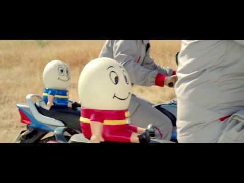Bajaj-Bajaj Platina Comfortec - Humpty Dumpty TVC