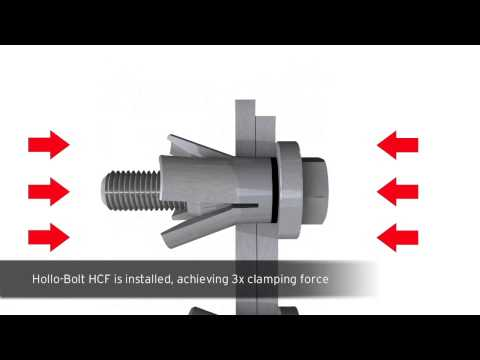 Hollo-Bolt HCF