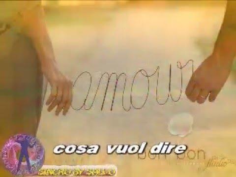 , title : 'Mina  - Un anno d'amore (karaoke fair use)'