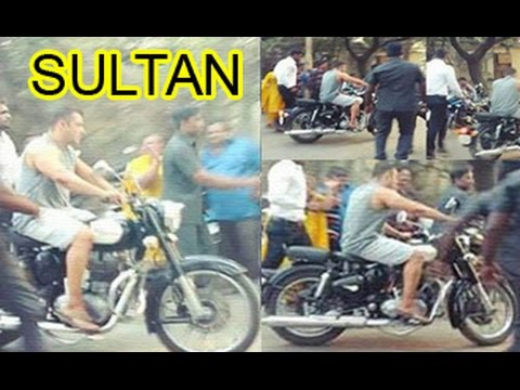 Salman-Khan-Rides-Bike-on-Sultan-Sets-On-Location-Anushka-Sharma-Amit-Sadh-Ali-Abbas-Zafar