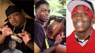 """E40 Tells Kodak Black To Chill Out With Lil Yachty Beef, Says He Coined The Term """"Broccoli"""""""