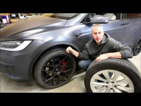 Stop Don't Upgrade your Tesla Factory Wheels - Aftermarket Rims are a Better Value