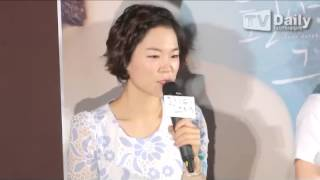 Nonton  Tvdaily     Actress Han Ye Ri    Movie  Dear Dolphin   Press Premiere Film Subtitle Indonesia Streaming Movie Download