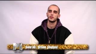 INTERVISTE - Gold AG - URIME SHQIPNI - Mix-Max 1- ZICOTV HD