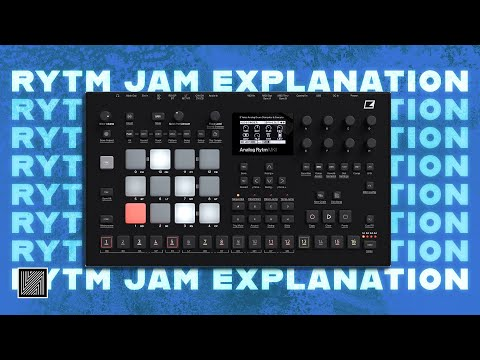 Elektron Analog Rytm Techno Jam Explained (+ Kick Rumble Tutorial)