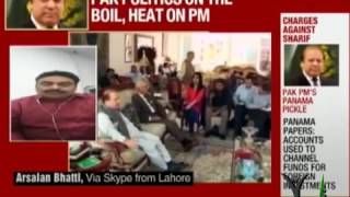 Indian Media Reporting Against Imran Khan for Trapping Nawaz Sharif in Panama Issue