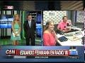 C5N -  DUPLEX DE ARGENTINA EN VIVO CON FEINMANN Y BABY 17-10-14