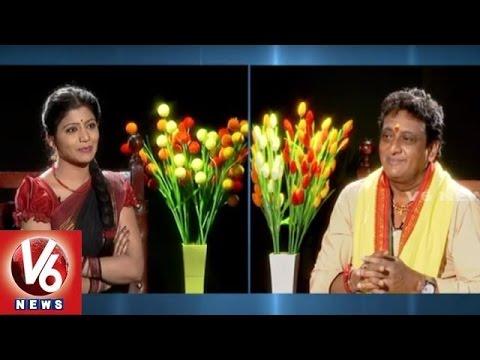 Comedian Prudhvi Raj Exclusive Interview | Madila Maata | V6 News