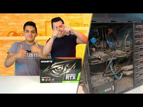 ¡Rescatamos la PC de Mario TQ de quemarse! ¿La peor PC qué hemos grabado?