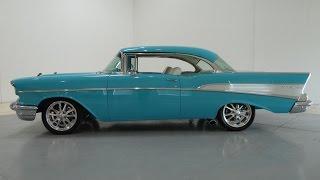 <h5>1957 Chevrolet Bel Air</h5>