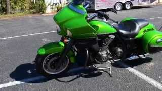 10. 2012 Kawasaki Vulcan® 1700 Vaquero - UC05107