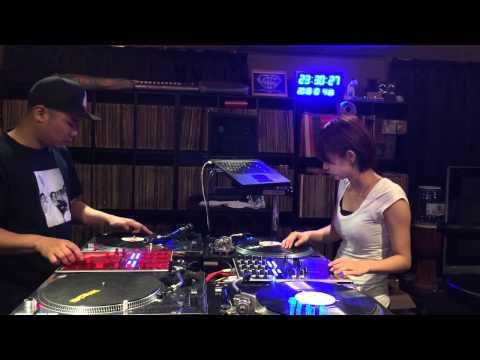 Das Bangin + DJ Rico Freestyle Kut