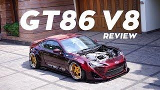 Video TOYOTA GT86 V8 FULL CARBON REVIEW INDONESIA MP3, 3GP, MP4, WEBM, AVI, FLV November 2018