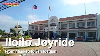 San Joaquin Philippines  city photos gallery : Pinoy Joyride - Iloilo Miagao to San Joaquin Joyride
