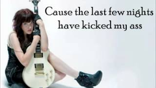 Halestorm - Here's to us Lyrics