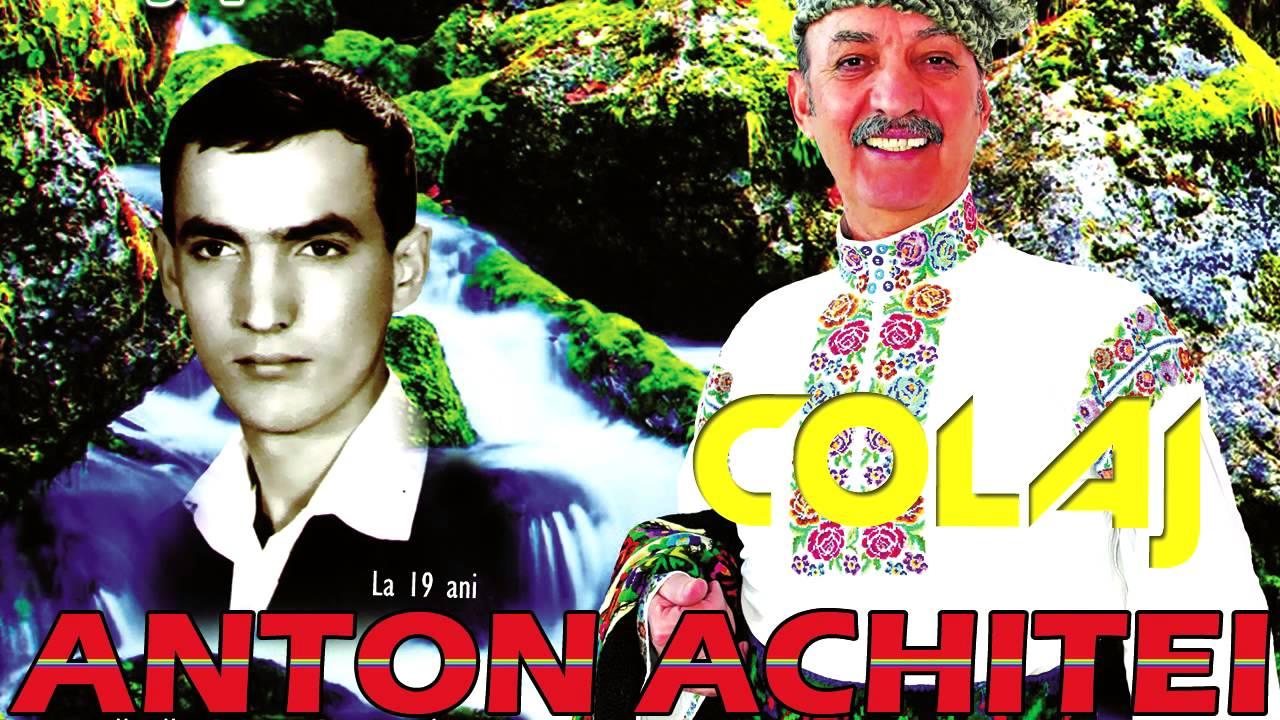 Colaj muzică populară cu Anton Achiței (Album Folclor 2015)