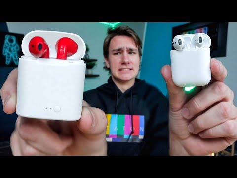 $4 Fake AirPods - How Bad Is It?