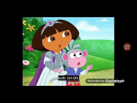 Dora's Knighthood Adventure