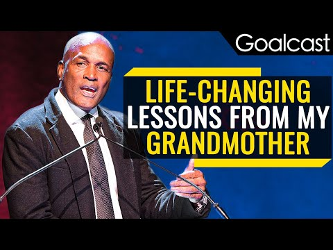 Graduation quotes - Wise Words from My Grandmother  Kenny Leon  Goalcast