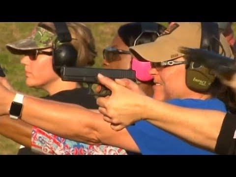 """Schießtraining für Lehrer: """"Ich will vorbereitet sein ..."""