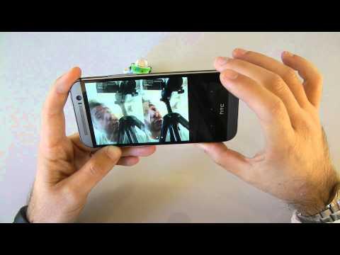 """HTC aggiornamento """"Eye"""" su M8. In prova le nuove funzioni"""
