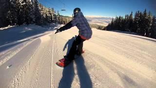 Bansko Bulgaria  city photos gallery : Snowboarding Bansko Bulgaria New Year 2015