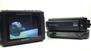"""The small tape that was supposed to become the next big thing. Here's a video about the forgotten history of the format and a demonstration of a rare Sony Video 8 machine called the Walkman Compo.FAQsQ) What's that thing at the beginning displaying the Eye of Sauron?A) This: https://youtu.be/kcG9O6S6cOUQ) Hey you """"forgot"""" to mention (Insert thing I didn't forget here). A) Nope - this is just a video about the things in the video. Anything not in the video is not there because it wasn't part of the video. e.g. Digital8 and 8mm data backup tapes are not in the video on purpose.-------------SUPPORT---------------This channel can be supported through Patreon https://www.patreon.com/techmoanPatrons usually have early access to videos---------------SUBSCRIBE------------------ http://www.youtube.com/user/Techmoan?sub_confirmation=1-------THANKS TO -------Jerobeam Fenderson for the intro animation: http://oscilloscopemusic.com/----------Outro Music-----------Over Time - Vibe Tracks https://youtu.be/VSSswVZSgJw------Outro Sound Effect------ThatSFXGuy - https://youtu.be/5M3-ZV5-QDM"""