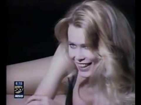 victoria secret Uncensored commercial - Claudia schiffer
