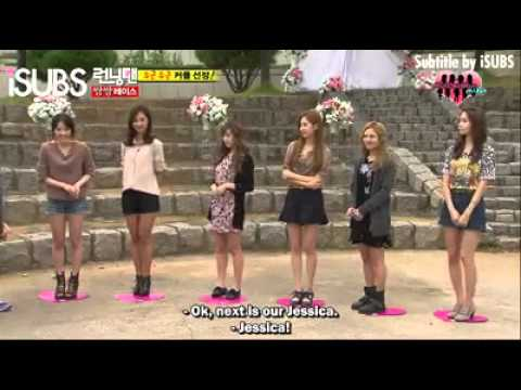 Running Man Ep.63 SNSD Special Part 1/5