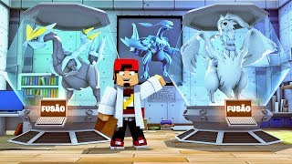 Chipart - Minecraft: FUSÃO - POKEMON #27 ‹ EduKof Games ›