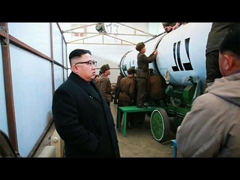 Διεθνής ανησυχία για το πυρηνικό οπλοστάσιο της Β. Κορέας