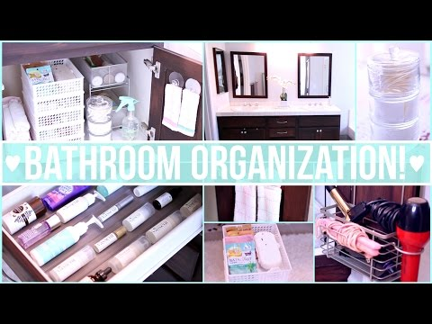 15 Ways to Organize Bathroom Cabinets  bhgcom