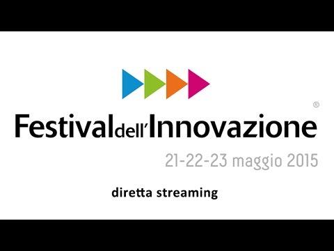 """Anteprima del video Festival dell'Innovazione 2015 – Talent """"A parole tue"""""""