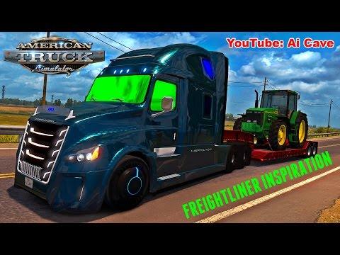 Freightliner Inspiration by conbar edit dmitry68 v1.0 [REL]