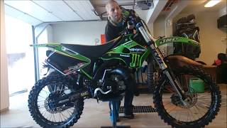 10. Rebuilt 1998 Kawasaki KX 125, would you ride it?
