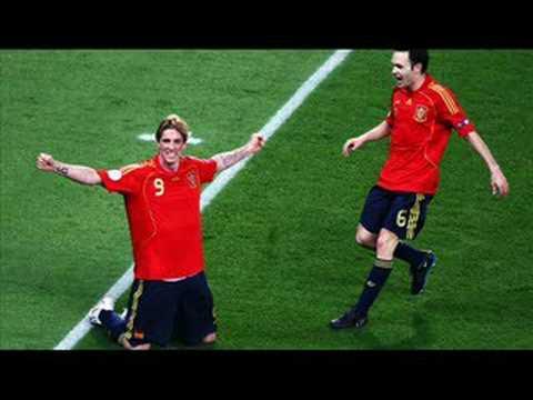 Cancion oficial de Fernando Torres