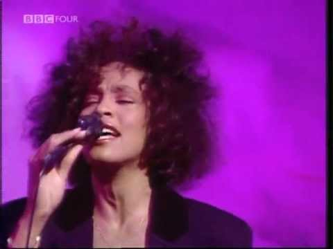 Whitney Houston - I Wanna Dance With Somebody (Live TOTP '87)