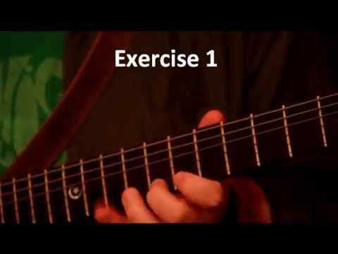 Guitar Scales 101: Pentatonic Exercises