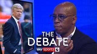 Time for Wenger to go? | The Debate with Ian Wright & Jamie Redknapp