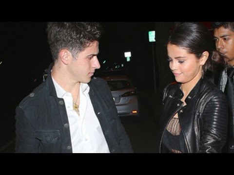 Selena Gomez Romantic Date VIDEO with David Henrie – Making Justin Bieber Jealous?