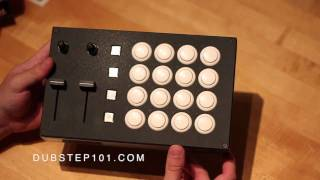 Download Lagu Midi Fighter Pro Unboxing by Dubstep 101 Mp3