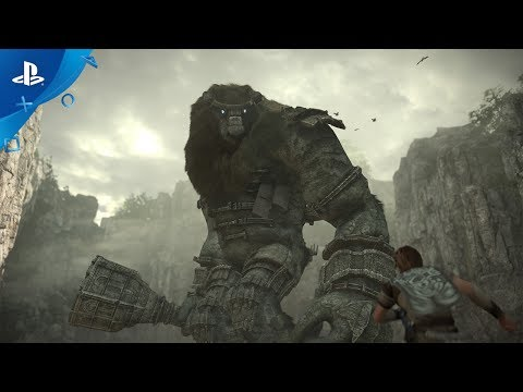 Shadow of the Colossus - trailer E3 2017