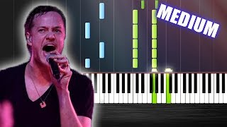 Imagine Dragons - Demons - Piano Cover/Tutorial