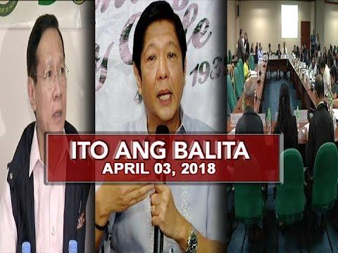 UNTV: Ito Ang Balita (April 03, 2018)